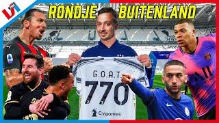 Suley Over Nieuwe Legendes, Goalgetter Ziyech En Genieten Van Grandioos Barcelona