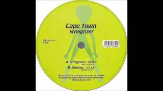 Cape Town - Stringrizer [Green Martian Records]