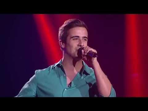 "Guilherme Azevedo - ""When a man loves a woman"" | Provas Cegas | The Voice Portugal | Season 3"