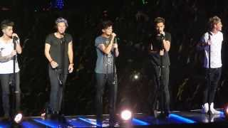 Download Lagu Last First Kiss - One Direction 8/8/13 mp3