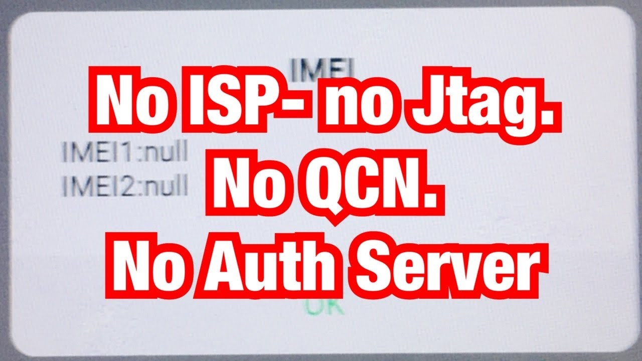 Oppo Realme imei null ,hang logo,Restart fix | Oppo A3S Baseband Unknown & IMEI Null. a3s no network