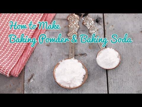 How to Make Baking Powder & Baking Soda - Gemmas Bold Baking Basics Ep 33