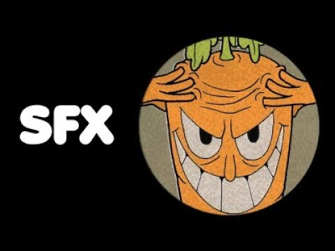 Cuphead SFX: The Root Pack