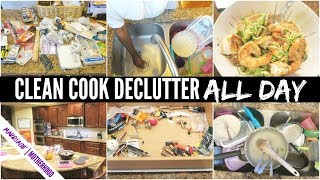 Super Productive Sunday Setup🏠 Cleaning routine, Decluttering, Cook with me