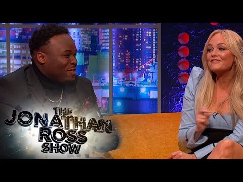 Samson Kayo Sings 2 Become 1 With Emma Bunton - The Jonathan Ross Show Mp3
