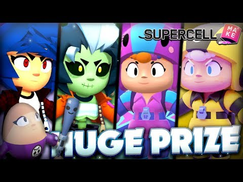SUPERCELL IS GIVING $50,000 For The BEST Skin! - NEW Info On Supercell Make Campaign!
