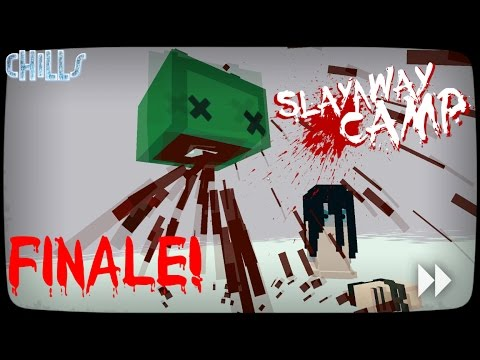 """Slayaway Camp Ep. 27 """"FINALE! 5 New Killer Kodes! Space Camp X NC17 DONE!"""" Early Access PC Gameplay"""