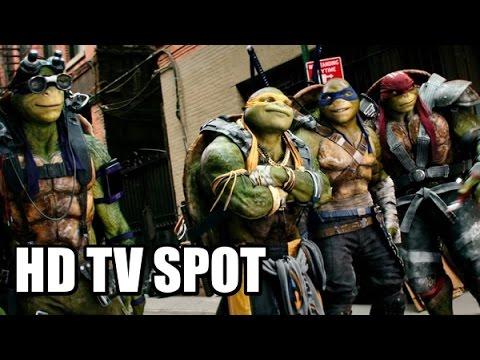 Teenage Mutant Ninja Turtles׃ Out of the Shadows Super Bowl Spot 2016   Megan Fox Movie HD