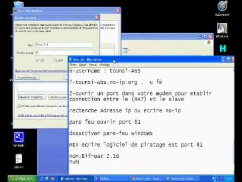 programme piratage bifrost