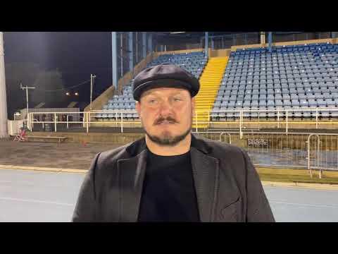 Marc Bircham post match Finn Harps Oct 15, 2021