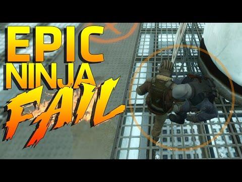 CS:GO - EPIC Ninja Fail! (#2)