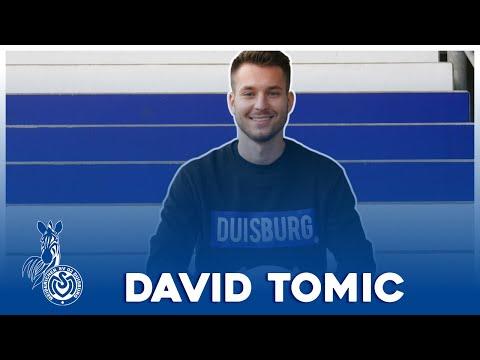 Flügelspieler David Tomic | Wie tickt...? | ZebraTV | 3.9.2020