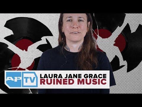 LAURA JANE GRACE RUINED MUSIC