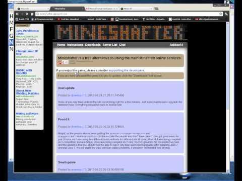 Minecraft 1.5.2 Premium account FREE!!![EASY]