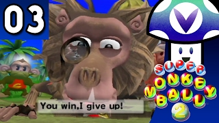 [Vinesauce] Vinny - Super Monkey Ball 2 (part 3)