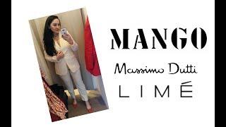 Шоппинг влог #Mango,Massimo Dutti,Lime/ЛЕТО 2019/Самый подробный обзор!