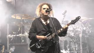 The Cure - Other voices live in Munich 2016