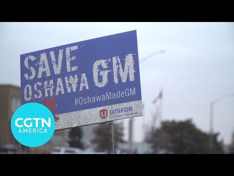 GM workers in Canada say plant closure would be devastating