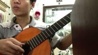 Loi vong tinh yeu guitar