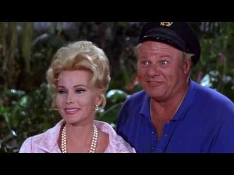 Gilligan's Island  Erika Tify Smith Zsa Zsa Gabor Meets the Skipper
