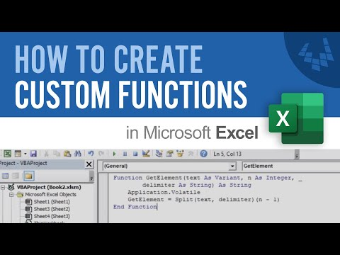 How to Create Custom User Defined Functions in Excel Vba Worksheet Function Left on vba projects, vba arrays, vba builders,