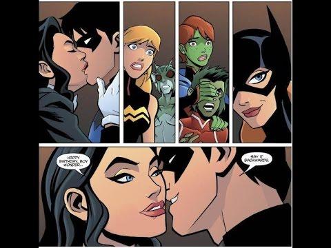 Dick Grayson AMV: ♫ Womanizer ♫