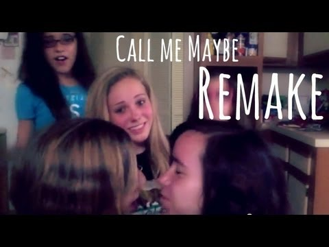 """""""Call Me Maybe"""" by Carly Rae Jepsen - Feat. Justin Bieber, Selena, Ashley Tisdale & MORE! (Remake)"""