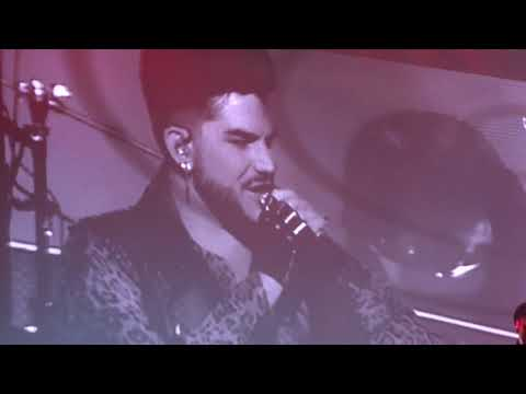 Queen + Adam Lambert - Radio Ga Ga  -  Budapest Aréna 2017.11.04.