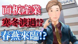 #業成 #GIS #面板 股票 面板慘業寒冬渡過!?春燕來臨!??!!# 36 JY說股市