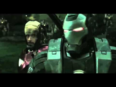 DJVIDS -  The Avengers Fan Trailer 2012
