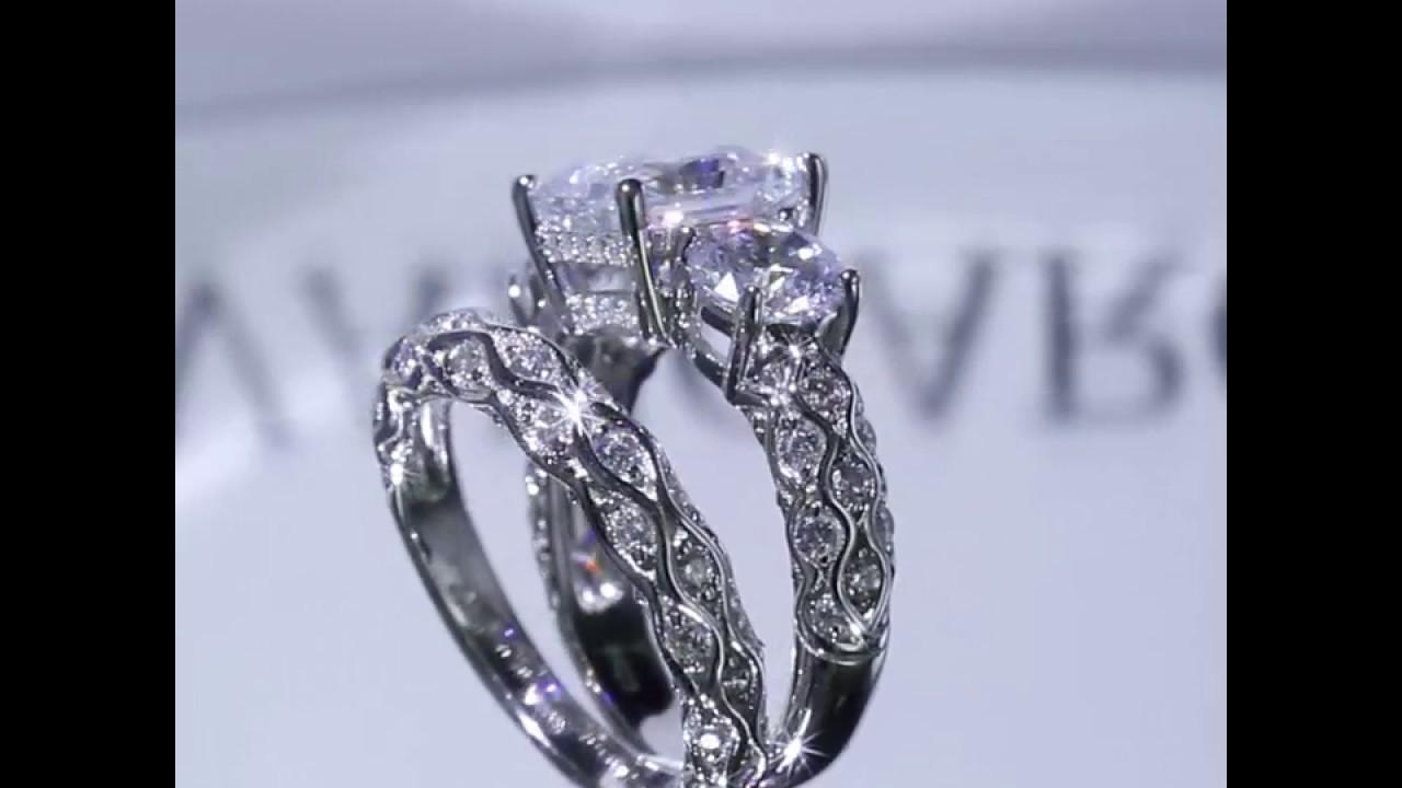 b834e7fee1 VANCARO Three-stone Jewelry - YouTube