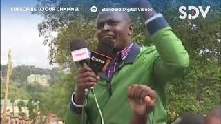 Defiant MP Nyoro slams State for \