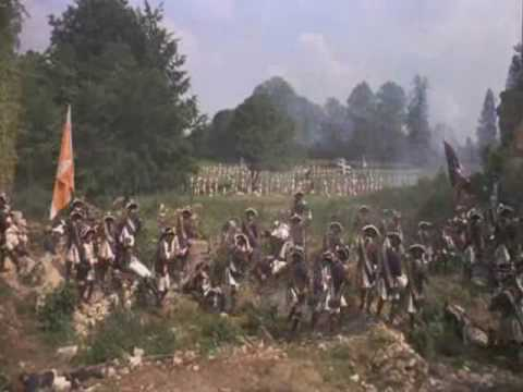 Hohenfriedberger march and the Prussian army