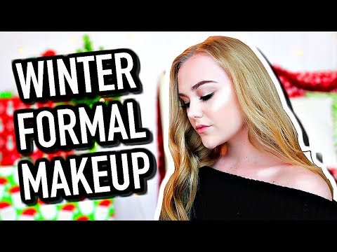 Get Ready With Me | Winter Formal 2017