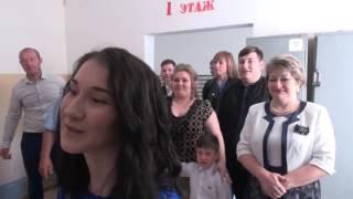 Казань-Альметьевск.Свадьба Рустама и Алсу. Выкуп