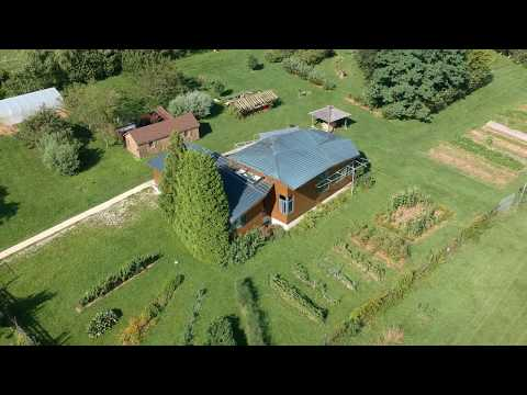 Drone Footage of Kimberton Waldorf School