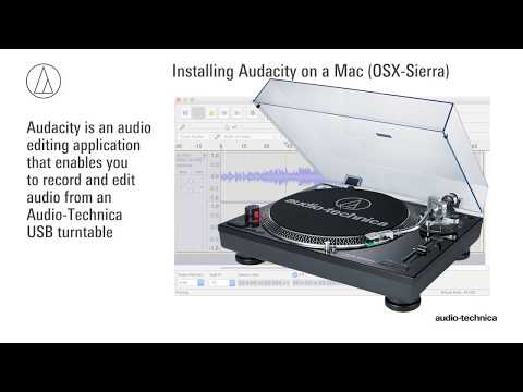 Audacity | Install On A Mac (OS X Sierra And Newer)