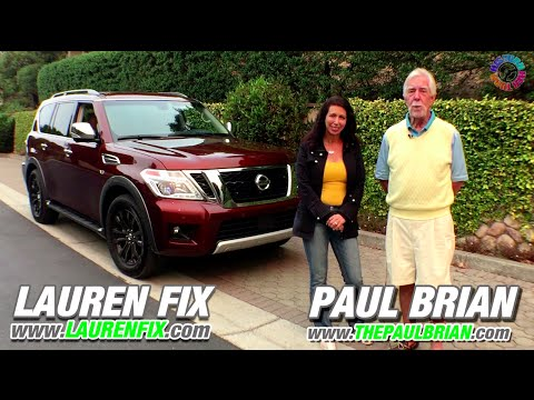 2017 Nissan Armada: His Turn-Her Turn™ Expert Car Review