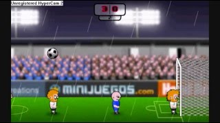 head action soccer semi and finals
