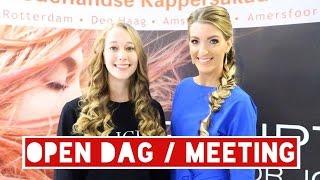 Open dag/meeting | Kappersakademie | Linda Harmsen