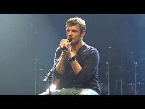 November 9, 2016 - Nick Carter - I Need You Tonight in Toronto