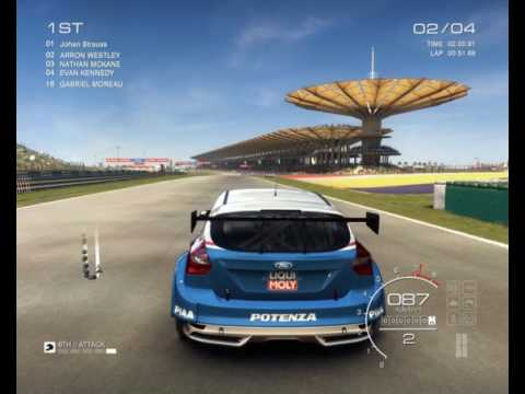 Low Graphics Gaming? Grid Autosport Ford La Fiesta