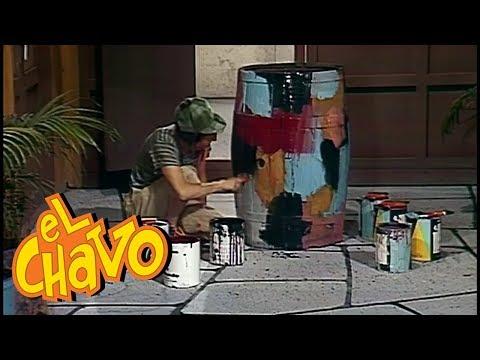 Chaves - Pintando a vila, segunda parte (1977)