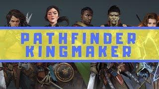 Pathfinder Kingmaker ОБЗОР. Безумно многогранная РПГ
