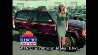 Rancho Jeep Eagle - Hank Smashing