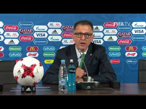 Match02 - POR v. MEX - Mexico Post-Match Press Conference