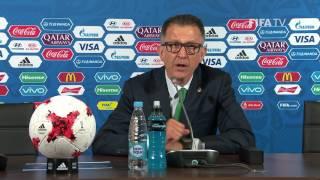 Match02 - POR v. MEX - Mexico Post-Match Press Conference thumbnail