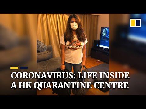 Post Employee Describes Spending A Week Inside A Hong Kong Government Quarantine Centre