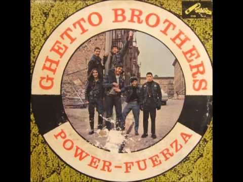 Ghetto Brothers - Girl from the moutain