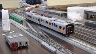第21回 大分鉄道模型クラブ 鉄道模型運転会(2018/12)